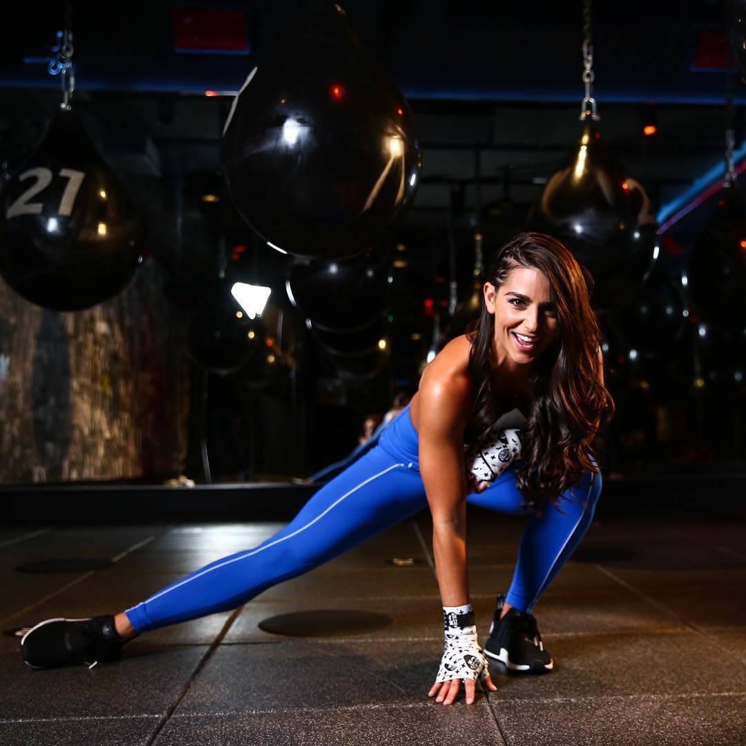 Erika Founding Trainer Do You Rumble